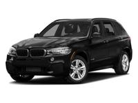 Lavishly luxurious, this 2016 BMW X5 turns even the