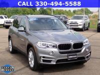 BMW CERTIFIED WARRANTY!! AWD!! HEADS-UP DISPLAY AND