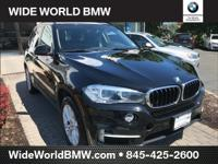 ***ONE OWNER***  CARFAX One-Owner. Jet Black 2016 BMW