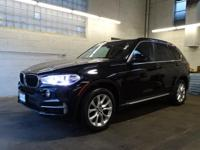 CARFAX One-Owner. X5 xDrive35i Sport Activity, 4D Sport
