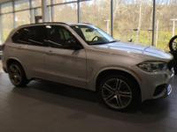 2016 BMW X5 xDrive35i Silver Metallic 3.0L I6 DOHC 24V