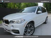 XDrive35i trim. CARFAX 1-Owner, BMW Certified, ONLY
