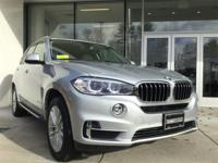 Low mileage, Luxury Line 2016 BMW X5 xDrive40e with