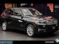 BMW Certified, LOW MILES - 6,583! Nav System, Moonroof,