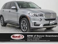 This Certified Pre-Owned 2016 BMW X5 eDrive xDrive 40e