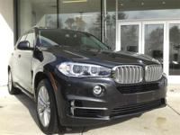 Loaded! 3rd Seat! Luxury Line 2016 BMW X5 xDrive50i