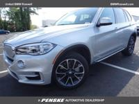 CARFAX 1-Owner, BMW Certified. Glacier Silver Metallic