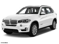 We are excited to offer this 2016 BMW X5. This BMW
