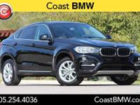 Options:  2016 Bmw X6 Sdrive35i|Black|Black W/Dakota