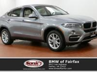 Certified Pre-Owned (CPO) 2016 BMW X6 35i xDrive SUV
