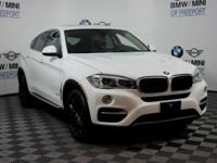 This 2016 BMW X6 xDrive35i is offered to you for sale