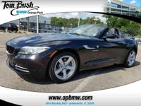 Come see this NEWLY ARRIVED 2016 BMW Z4 SDRIVE28I