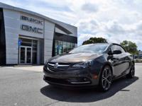 Buick Certified, GREAT MILES 9,189! Premium trim.