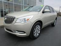 Recent Arrival! 2016 Buick Enclave Leather Group