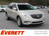 Buick CERTIFIED... Get down the road in this versatile