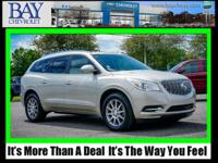 CARFAX One-Owner. Clean CARFAX. 2016 Buick Enclave