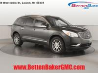 Options:  2016 Buick Enclave Awd 4Dr Leather|4-Wheel