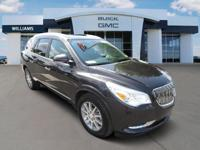 Oh yeah! Gasoline! Creampuff! This handsome 2016 Buick