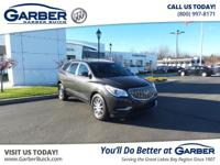 2016 Buick Enclave Leather! Featuring a 3.6L V6 and