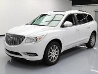 This awesome 2016 Buick Enclave comes loaded with the