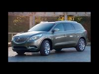 NEW ARRIVAL BEAUTIFUL 2016 LOW MILEAGE BUICK ENCLAVE