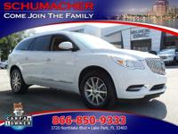 Options:  2016 Buick Enclave 1Sl| |Driver Inboard