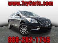 2016 Buick Enclave Leather Group with Power Package,