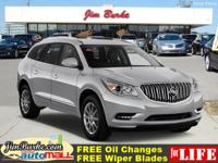 This 2016 Buick Enclave Leather is a 100% Carfax