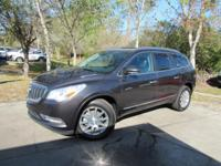 This 2016 Buick Enclave 4dr FWD 4dr Leather features a