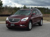 Options:  2016 Buick Enclave Fwd 4Dr Leather Is Proudly