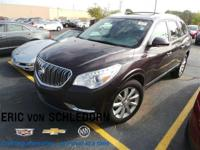 PREMIUM AWD WITH EXPERIENCE BUICK PACKAGE & TRAILERING