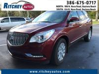 CERTIFIED PRE-OWNED 2016 BUICK ENCLAVE PREMIUM**CLEAN