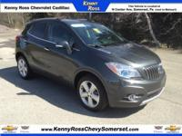 CARFAX One-Owner. Clean CARFAX. Factory Certified,