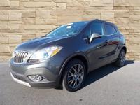 This 2016 Buick Encore Sport Touring in Gray features: