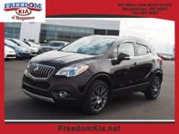 Check out this 2016 Buick Encore Sport Touring. Its