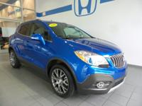2016 Buick Encore. New Price! 2016 Buick Encore Sport