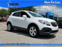2016 Buick Encore, ONE OWNER, CLEAN CARFAX, 18 ALLOY