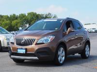 This 2016 Buick Encore 4DR AWD is a real winner with