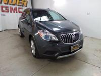 Look at this 2016 Buick Encore BASE. Its Automatic