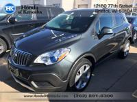 New Price! 2016 Buick Encore 4D Sport Utility Gray FWD
