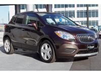 Options:  2016 Buick Encore Base|Base 4Dr