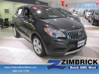 Options:  2016 Buick Encore Fwd 4Dr|4 Cylinder