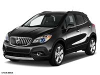 Options:  2016 Buick Encore Convenience|Awd Convenience