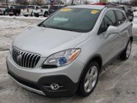The Buick Encore is a mid-sized station wagon. Some