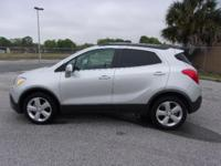Preferred Equipment Group 1SB. Silver 2016 Buick Encore