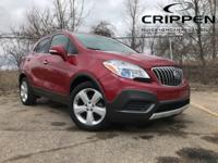 New Price! 2016 Buick Encore Base CARFAX One-Owner.