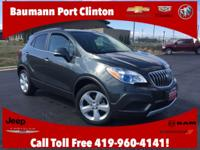 Priced below KBB Fair Purchase Price! 2016 Buick Encore