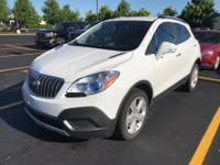 2016 Buick Encore, 4Dr Sport Utility, GM Certified,