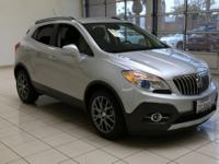 BUICK ENCORE SPORT TOURING SPORT UTILITY, 4-Wheel Disc