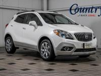 Certified... Buick... Encore... Leather Group... 1.4L 4